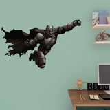 DC Batman v Superman Attacking Batman Fathead Jr. Wall Decal