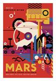 Marte Arte por Vintage Reproduction