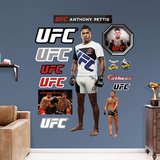 UFC Anthony Pettis 2015 RealBig Wall Decal