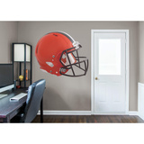 NFL Cleveland Browns 2015 Riddell RealBig Helmet Wall Decal
