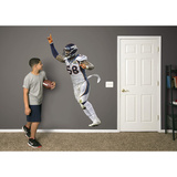 NFL Von Miller Super Bowl 50 MVP RealBig Wall Decal