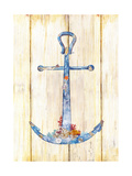 Stay Anchored Premium Giclee Print by Mary Escobedo