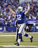 Andrew Luck Photo by AJ Mast