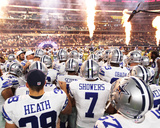 Dallaas Cowboys Take the Field Photo av Brandon Wade