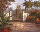 Porta Celeste II Art by Enrique Bolo