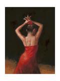Flamenco I Premium Giclee Print by Patrick Mcgannon