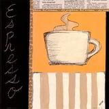 Espresso Kunst af Jan Weiss