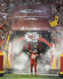 Eric Berry Photo by Ed Zurga