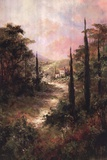 Valle Pinciole Art by Art Fronckowiak