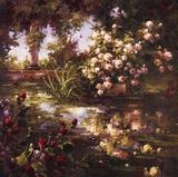 Juliet's Garden III Posters by Gabriela