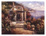 Monterosso Villa Art by Alphonse
