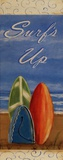 Surf's Up Poster by Grace Pullen