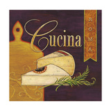 Cucina Roma Prints by Angela Staehling