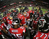 Matt Ryan, Atlanta Falcons Pregame Photo by John Bazemore