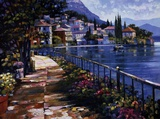 Sunlit Stroll Prints by Howard Behrens