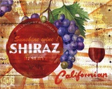 Californian Shiraz Reserve Poster by Scott Jessop