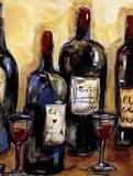 Wine Bar Plakat af Nicole Etienne