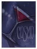 Cosmo Art by Darrin Hoover
