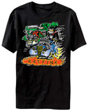 Rat Fink- Racin' With The Reaper T-shirts
