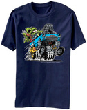 Rat Fink- High Octane Big Daddy T-Shirt
