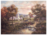 Vermonts Colonial Times Prints by Carl Valente