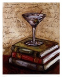 Recipe For The Perfect Martini Prints by Nicole Etienne