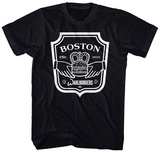 Wahlburgers- Boston Shield T-Shirt