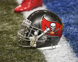 Tampa Bay Buccaneers Helmet Photo by L.G. Patterson