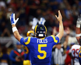 Nick Foles Photo av Billy Hurst