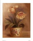 Flores de Olivia II Póster por Cheovan