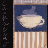 Cappucino Posters af Jan Weiss