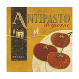 Antipasto Poster by Angela Staehling