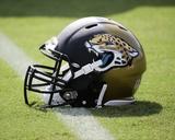 Jacksonville Jaguars Helmet Photo av John Raoux