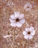 Lace Flowers I Prints by Lisa Ven Vertloh