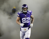 Kyle Rudolph Photo by Ann Heisenfelt