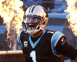 Cam Newton Photo by Bob Leverone