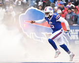 Tyrod Taylor Photo by Gary Wiepert