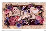 Powder Room Prints by Karen Avery