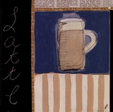 Latte Plakater af Jan Weiss