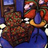 Tulip Chair Prints by Daniel Ng