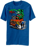Rat Fink- Heart Of Truck Racing T-shirts