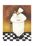 Al Dente Premium Giclee Print by Jennifer Garant