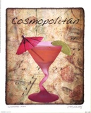 Cosmopolitan Art by Judy Mandolf