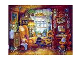 Teddy Bears Prints by Bill Bell