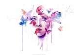 About a New Place Prints by Agnes Cecile