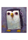 Hip Hopenguin III Prints by Aaron Jasinski