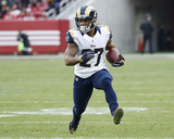 Tre Mason Photo by Tony Avelar