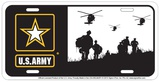Army Field Tin Sign