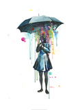 Rainy 高画質プリント : ローラ・ゾンビ