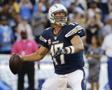 Philip Rivers Photo by Lenny Ignelzi